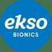 Ekso Bionics Logo Circle